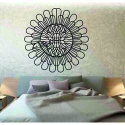 Stylesa - Bild an der Wand Fischmandala PR0348 und Gold