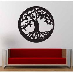Sentop - Bild auf dem Wandbaum des Lebens MALVEN