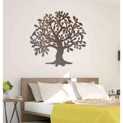 Sentop - Holzmalerei des Baumes des Lebens Chokma