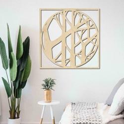 Stylesa - Bild an der Wand im Rahmen