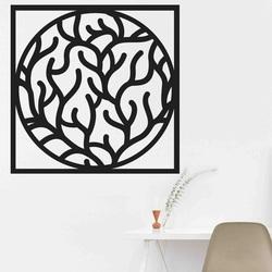 Stylesa - Moderne Malerei an der Wand windet sich im Haar im Rahmen