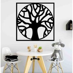 Stylesa - Modernes Holzgemälde an der Wand aus POCCITT PR0384-A Sperrholz