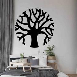 Stylesa - Modernes Holzgemälde an der Wand aus POCCITT PR0384-B Sperrholz
