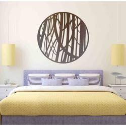 Sentop - Bild an einer Wand aus Holz Sperrholz HOGGFOG