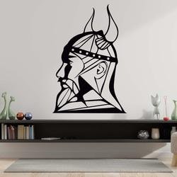 Geschnitzte Wandmalerei - Viking RAGNAR | SENTOP