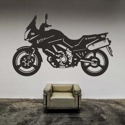 Stilvolles Wandgemälde - V-Strom SUZUKI | SENTOP