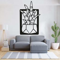 Moderne Malerei an der Wand - KAKTUS COCO | SENTOP