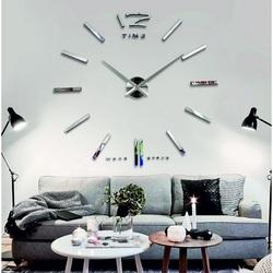 Design-Stick on Wanduhr Wandtattoo Uhr Modernes