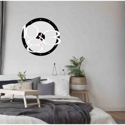 Wandtattoo Uhr Modernes Design exlusiv