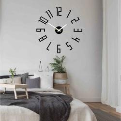 Stilvolle Wanduhr zum Wohnzimmer - Acron