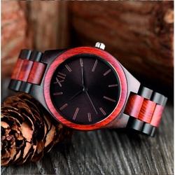 Hölzerne Armbanduhr- Römischer Zwölftel-Yisuya