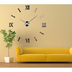 3D Wandkleber Uhr - Rom