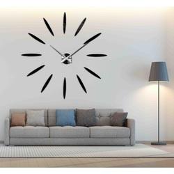 Uhr an der Wand 3D  Sonne