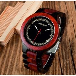 Armbanduhr aus Holz - COMP