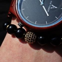 Armband mit Zirkone - DAVIS
