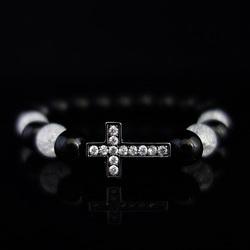 Armband mit Zirkone - ABBY