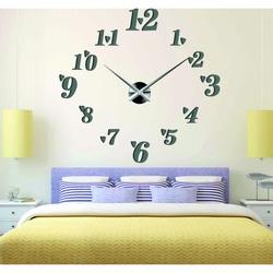 3D moderne Uhr an der Wand - CORINNE