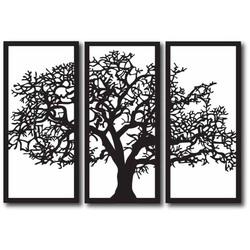 Vintage Wanddekoration - TREE