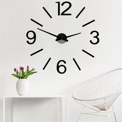 Wandtattoo Uhr Wanduhr als Bild - AUKRO