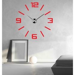 Wandtattoo Uhr DEKOR VISTON 2D
