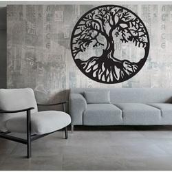 Holzdekoration Baum des Lebens POHODA
