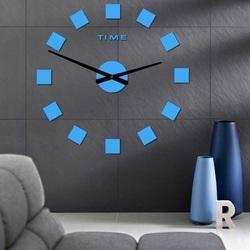 Große Uhren an der Wand STYLES 2D