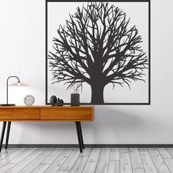 Hölzernes Bild einer Baumwand hergestellt vom Sperrholzbaum GEMER
