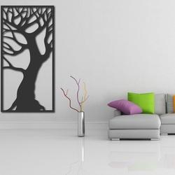 Holzbild an der Wand aus Holz Sperrholz ROBUST