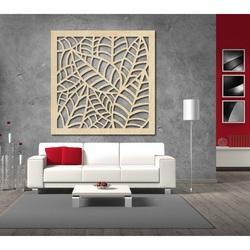 Wandmalerei aus Holzsperrholz PAPRADNO geschnitzt