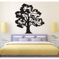 Moderne Wandmalerei Bonsai Baum Holzsperrholz Pappel ERGLIN
