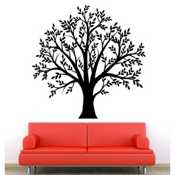 Wandmalerei eines Raumbaums aus Sperrholz   LAKTISF
