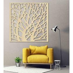 Geschnitzte Holzwand Bild aus Sperrholz BELOON
