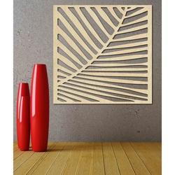 Geschnitzte Holzwand Bild aus Sperrholz BHRKEL