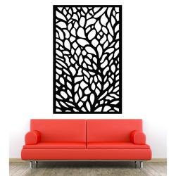 Geschnitzt Holzbild an der Wand aus Sperrholz LISSER