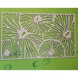 Abstraktní obraz na zeď z překližky 3D efekt SAMUEL